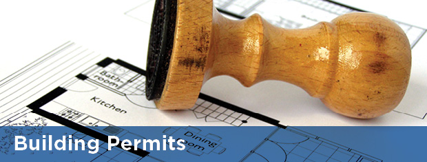 Building Permits page banner
